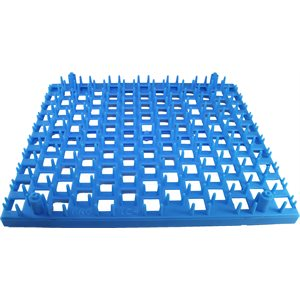 Egg Tray for Quails (124)