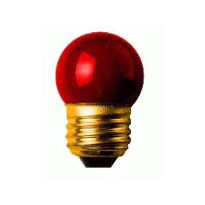 Ampoule rouge 7.5 watts