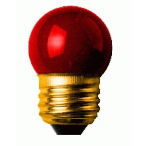 Ampoule rouge 7.5 watts