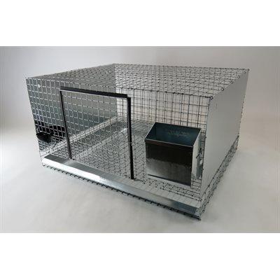 "Cage avec tiroir 24"" X 30"""