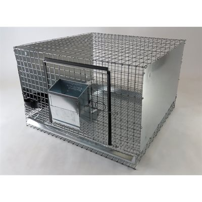 "24"" X 24"" Cage With Tray"