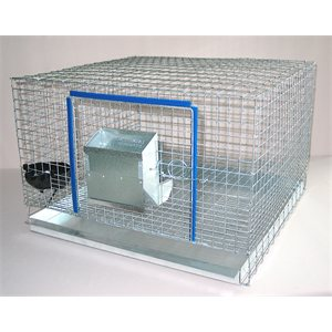"Cage 24"" X 24"" X 16"" With Tray"