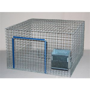 Wire Mesh Cage 24'' X 24''