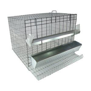 """Cage à poules 24"""""""