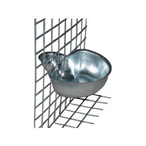Abreuvoir en métal galvanisé