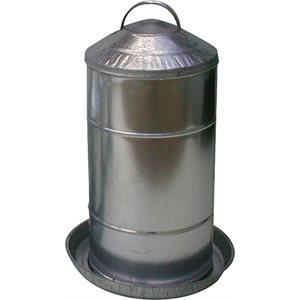 8 Gallon Galvanized Fountain