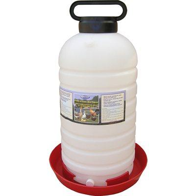 7 Gallon Top-Fill Poultry Fountain