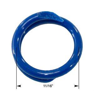 "Blue Ring 11 / 16"""