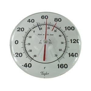Thermomètre min. / max.