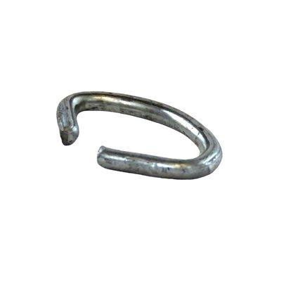 Agrafes en métal pour lunettes
