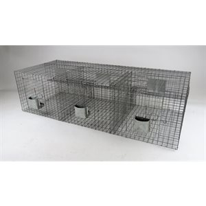 Cage à chincillas